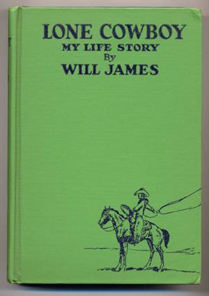 Will james book of cowboy stories