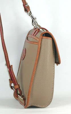 Authentic Dooney and Bourke All-Weather Leather Backpack