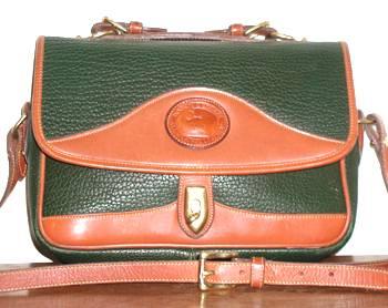 Dooney And Bourke Red Shoulder Bag 72