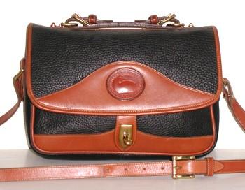 Dooney And Bourke Shoulder Bag Black 101