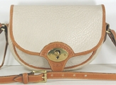 Authentic Dooney and Bourke All Weather Leather Authentic Dooney and Bourke All Weather Leather Small Cavalry Trooper Bag