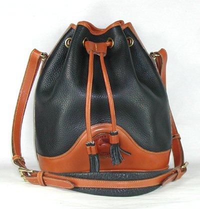 Dooney Bourke Vintage Drawstring Bag