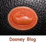 Paula's Vintage Dooney & Bourke Blog