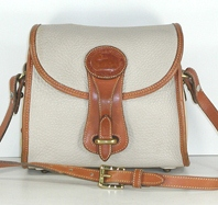 Authentic Dooney and Bourke All Weather Leather Essex Handbag