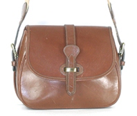 Authentic Dooney and Bourke Bridle Leather Bag from Over and Under line