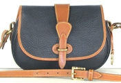Dooney and Bourke All Weather Leather Tack Handbag