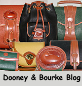 Authentic Dooney & Bourke All Weather Leather Handbags Blog