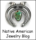 Native American Jewelry blog tips and information