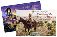 Western and Native American Indian Greeting Cards