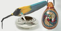 Native American Ceremonial and Home Items