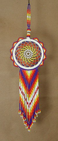 dreamcatcher american oglala lakota tony beaded