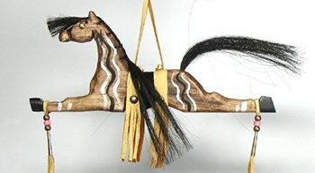 Native American Wall Hangings native american ceremonial sticks horse dance necklace