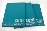 Native American Books -  Zuni the Art and the People