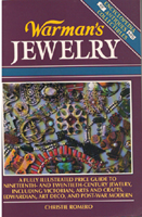 Warman's Jewelry Encyclopedia of Antiques and Collectibles by Christie Romero new paperback book