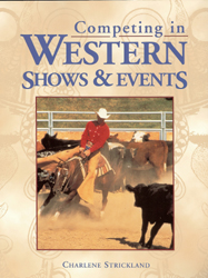 new paperback book - Competing in Western  Shows and Events