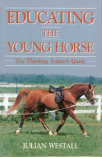 new hardbound book - Educating the Young Horse