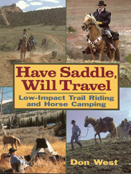 new paperback book - Have Saddle Will Travel