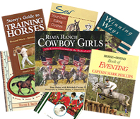 horse books new and  used