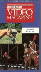 Horses at Work VHS tape