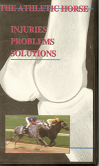 The Athletic Horse, Injuries, Problems, Solutions  VHS tape