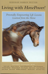 new hardbound book - Living with Horse Power
