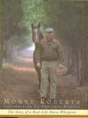 new hardbound book - The  Man Who Listens to Horses