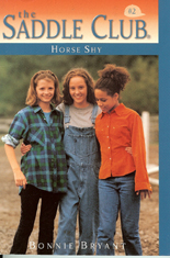 The Saddle Club: Horse Shy