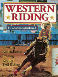 new hardbound book - Western  Riding