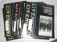 The Horse - vintage horse magazines from 2002