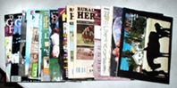 ANVIL, CHRONICLE, RURAL HERITAGE, HORSES USA, HOBBY FARM, POLO, GAITED HORSE, collectible horse magazines, 18 issues