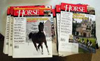 The Horse - vintage horse magazines from 2006-2008 23 issues