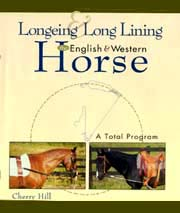longeing and long lining the English and Western horse