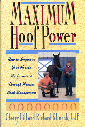 Maximum Hoof Power book cover
