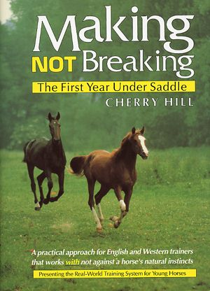 horse training young horse first year book