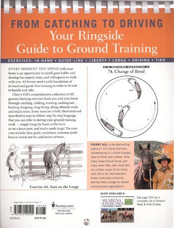 101 Ground Training Exercises by Cherry Hill