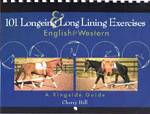 101 Longeing and Long Lining Exercises, A Ringside Guide for Horse and Rider book cover