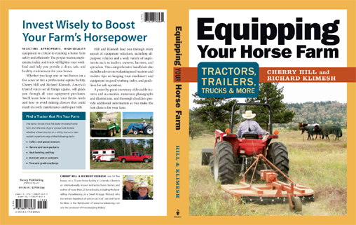 Equipping Your Horse Farm, Tractors, Trailers and Other Implements by Cherry Hill