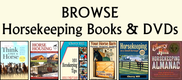 Horsekeeping Books and Videos