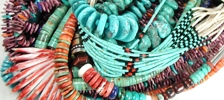 Native American Heishi jewelry