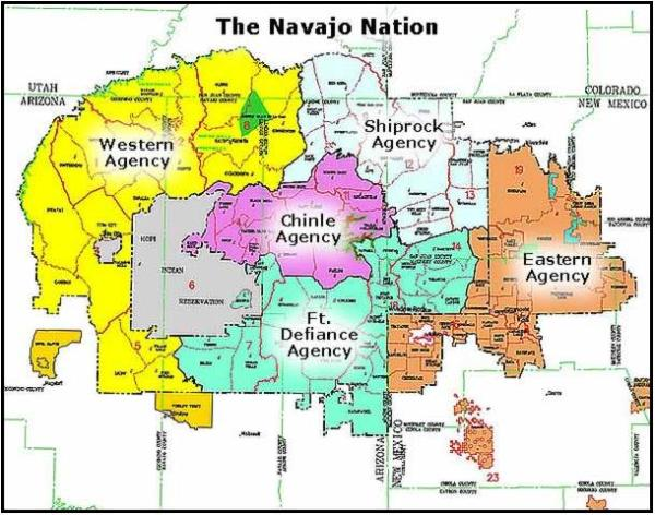 Navajo tribe native american indian lore for Native agency