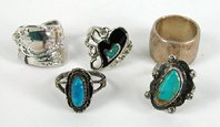 Five Rings size 5 to 5 7/8