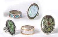 Native American Indian Jewelry, Vintage Dooney & Bourke ...