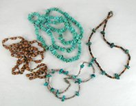 Bargain Barn Lot of Four Necklaces