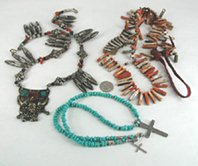 Bargain Barn Lot of Three Necklaces