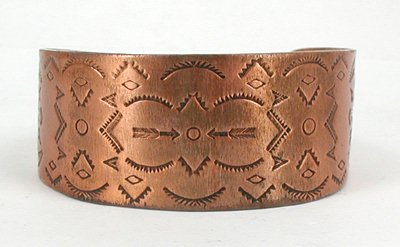 products antique beadparadise com from bracelet benin copper anklet l