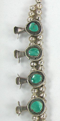 leroy jewelry authentic vintage navajo sterling silver and turquoise 7664