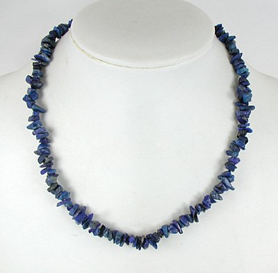 p loadimage emerald chip necklace