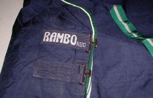 Horseware Ireland Rambo Rug Summer